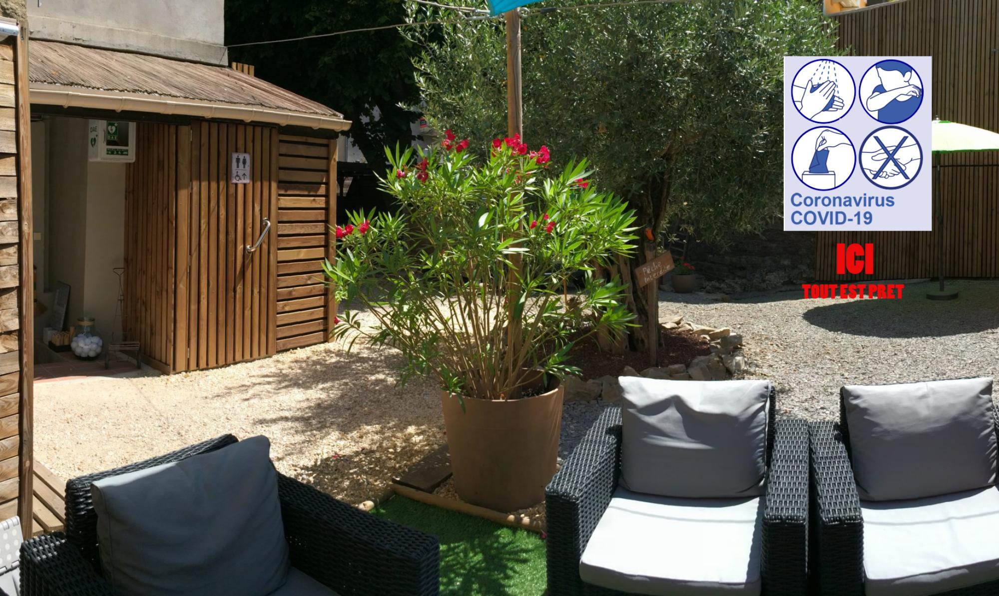 Côté Jardin Les Vans